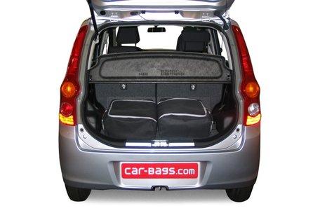 Reistassen set Daihatsu Cuore L276 2007-2012 5-deurs hatchback