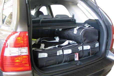 Reistassen set Kia Sportage II (JE) 2004-2010