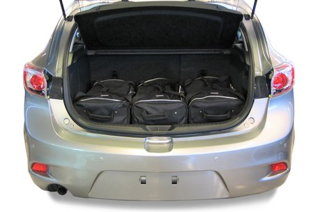 Reistassen set Mazda3 (BL) 2009-2013 5-deurs hatchback
