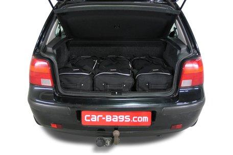 Reistassen set Volkswagen Golf IV (1J) 1997-2003 3 & 5-deurs hatchback