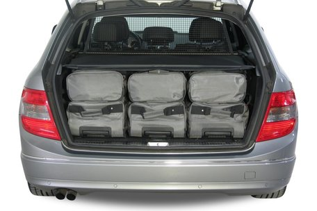 Reistassen set Mercedes-Benz C-klasse estate (S204) 2007-2014 wagon