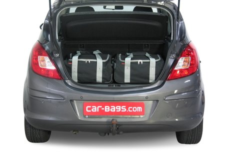 Reistassen set Opel Corsa D 2006-2014 5-deurs hatchback