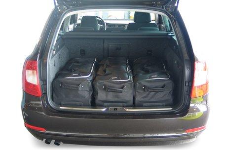Reistassen set Skoda Superb II (3T) Combi 2009-2015 wagon