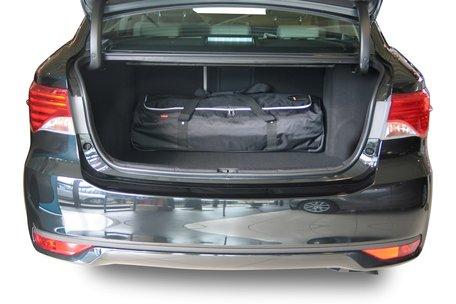 Reistassen set Toyota Avensis III 2008-2015 4-deurs sedan