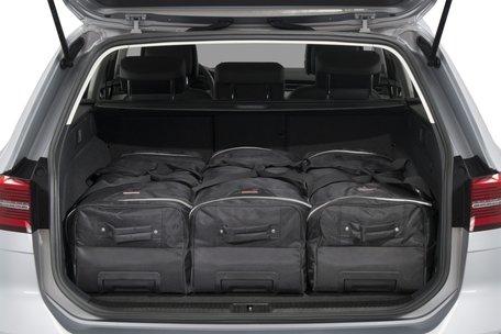 Reistassen set Nissan Qashqai+2 (J10) 2008-2013
