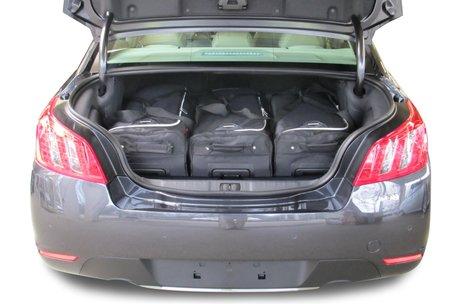 Reistassen set Peugeot 508 HYbrid4 2012-2018 4-deurs sedan
