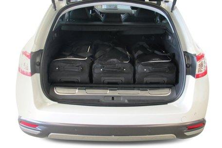 Reistassen set Peugeot 508 RXH HYbrid4 2011-2019 wagon