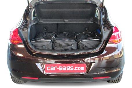 Reistassen set Opel Astra J 2009-2015 5-deurs hatchback
