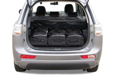 Reistassen set Mitsubishi Outlander 2012-heden