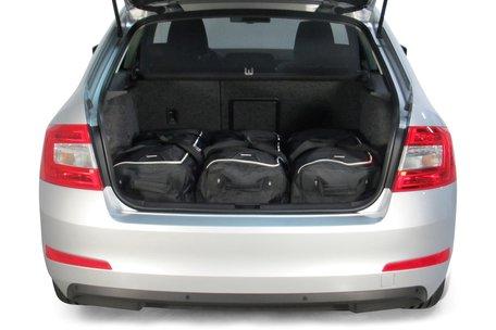 Reistassen set Skoda Octavia III (5E) 2013-2020 5-deurs hatchback