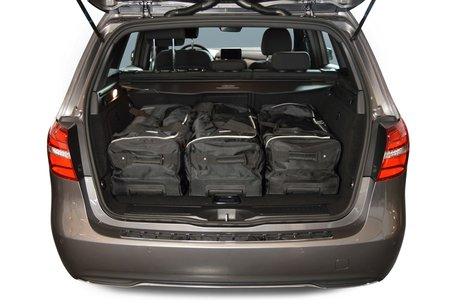 Reistassen set Mercedes-Benz B-klasse (W246) 2011-2018 5-deurs hatchback