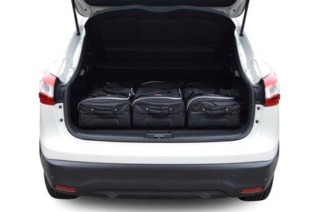 Reistassen set Nissan Qashqai (J11) 2013-heden