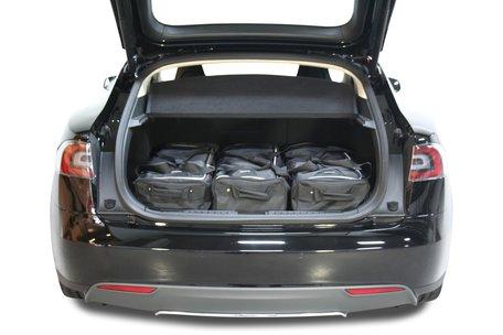 Reistassen set Tesla Model S 2012-heden 5-deurs hatchback