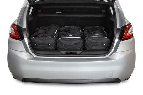 Reistassen set Peugeot 308 II 2013-heden 5-deurs hatchback
