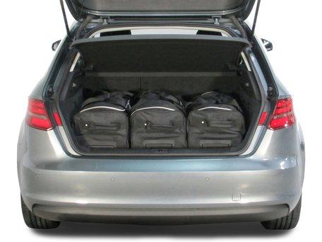 Reistassen set Audi A3 Sportback (8V) G-Tron 2013-2020 5-deurs hatchback
