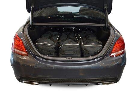 Reistassen set Mercedes-Benz C-klasse (W205) 2014-2021 4-deurs sedan