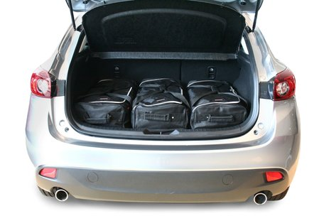 Reistassen set Mazda3 (BM) 2013-2019 5-deurs hatchback