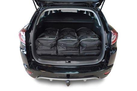 Reistassen set Renault Mégane III Estate / Grandtour 2009-2016 wagon