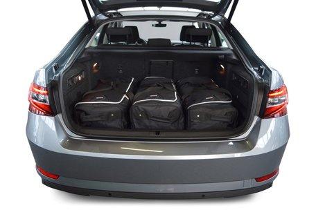 Reistassen set Skoda Superb III (3V) 2015-heden 5-deurs hatchback
