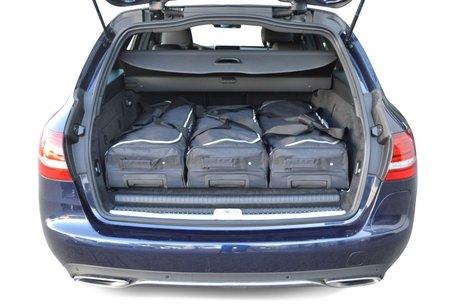 Reistassen set Mercedes-Benz C-klasse estate Plug-In Hybrid (S205) 2015-2019 wagon