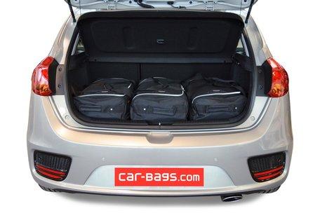 Reistassen set Kia Cee'd (JD) 2012-2018 5-deurs hatchback