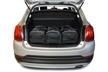 Reistassen set Fiat 500X 2015-heden 5-deurs hatchback