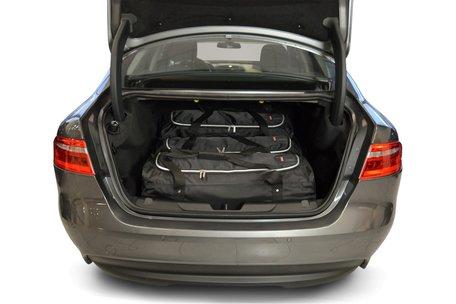 Reistassen set Jaguar XE (X760) 2015-heden 4-deurs sedan