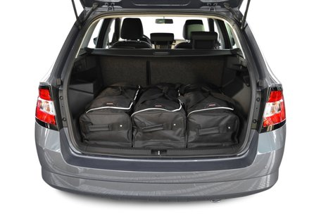Reistassen set Skoda Fabia II combi (5J) 2007-2014 wagon