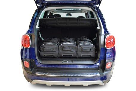 Reistassen set Fiat 500L 2012-heden 5-deurs hatchback