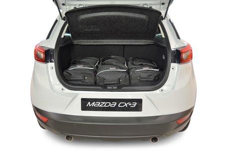Reistassen set Mazda CX-3 2015-heden