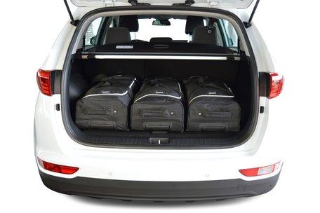 Reistassen set Kia Sportage IV (QL) 2015-heden 5-deurs hatchback
