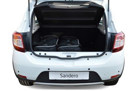 Reistassen set Dacia Sandero 2012-heden 5-deurs hatchback