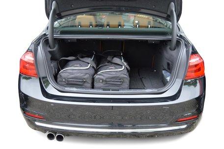 Reistassen set BMW 3 serie (F30) 330e Plug-in-Hybrid 2016-2019 4-deurs sedan