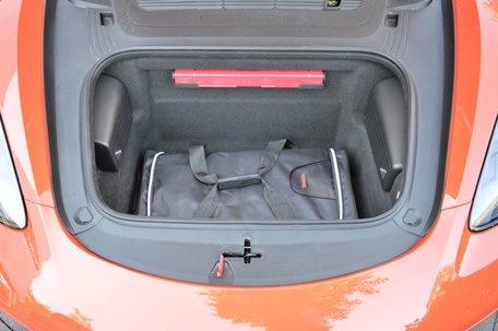 Reistassen set Porsche 718 Cayman / Boxster (982) 2016-heden
