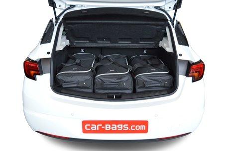 Reistassen set Opel Astra K 2015-heden 5-deurs hatchback