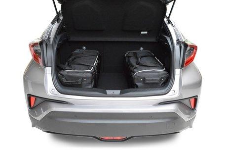 Reistassen set Toyota C-HR 2017-heden 5-deurs hatchback