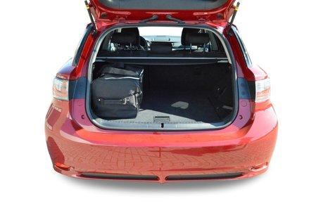 Reistassen set Lexus CT 2011-heden 5-deurs hatchback