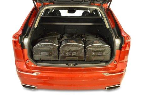 Reistassen set Volvo XC60 incl, Plug-in-Hybrid 2017-heden