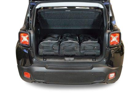 Reistassen set Jeep Renegade 2014-heden