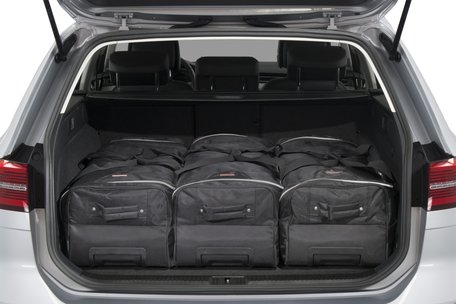 Reistassen set Dacia Duster 2 4x4 2017-heden