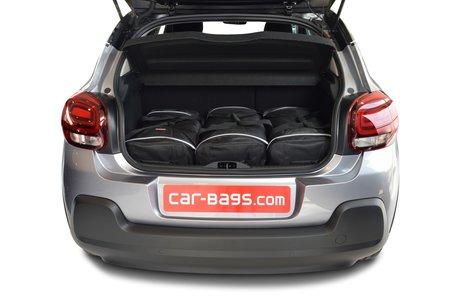 Reistassen set Citroën C3 III 2016-heden 5-deurs hatchback