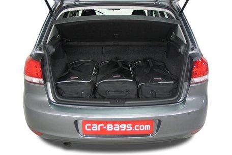 Reistassen set Volkswagen Golf VI (5K) 2008-2012 3 & 5-deurs hatchback