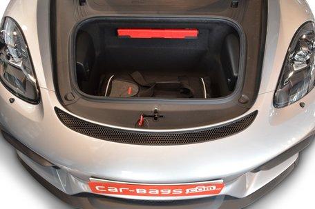 Reistassen set Porsche 718 Spyder 2019-heden