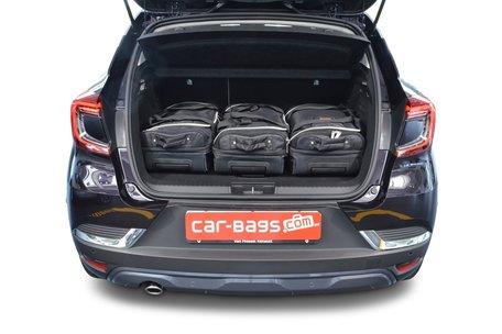 Reistassen set Renault Captur II 2019-heden 5-deurs hatchback