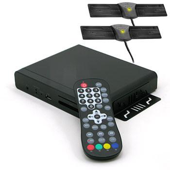 Bullit Car TV Box HD4G   Digitale HD TV Tuner voor in de auto