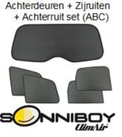 78117 SonniBoy set Ford Focus Wagon bouwjaar 2005 tot 2011