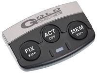 John Gold CM7 | Dashboard bediening | Cruise Control bedieningsmodule