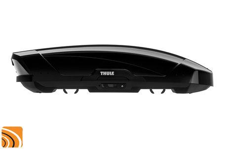 Thule Motion XT M | Black Glossy | Dakkoffer | 6292B