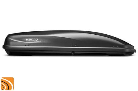 Hapro Cruiser 10.8 | Anthracite | Dakkoffer - Skibox