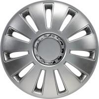 Wieldoppenset Silverstone PRO | Zilver | 15 inch